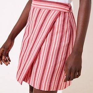 Dresses & Skirts - LOFT Wrap Shift Skirt